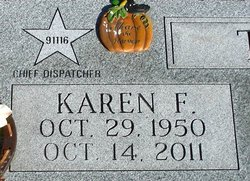 Karen Florence Marie <i>Swenson</i> Tilson