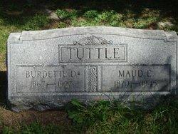 Maud <i>Spicer</i> Tuttle