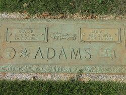 Ira Adams, Sr