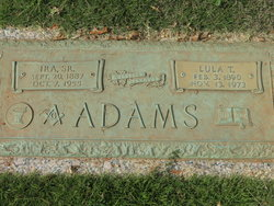 Lula T. Adams