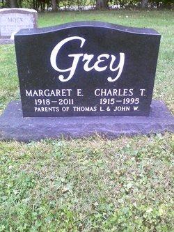 Margaret <i>McGreevy</i> Grey
