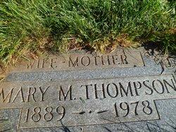 Mary Magdeline <i>Felten</i> Thompson