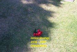 Janice Gayle <i>Stevens</i> Stange