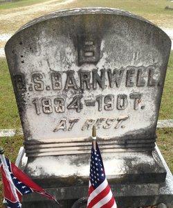 Benjamin Smith Barnwell