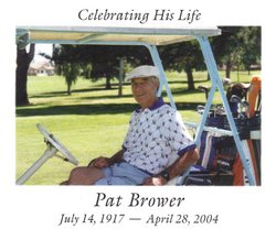 Royal Briggs Pat <i>PAT</i> Brower