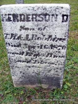 Henderson D. Robbins