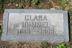 Clara <i>Meyer</i> Hummel