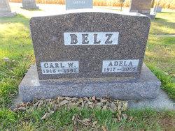 Adela Anna Maria <i>Eibs</i> Belz
