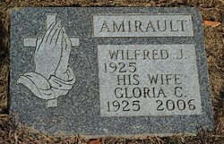Gloria C <i>Landry</i> Amirault