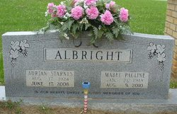 Adrian Starnes Albright