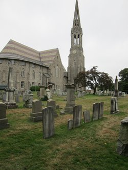 Second Congregational Church Cemetery