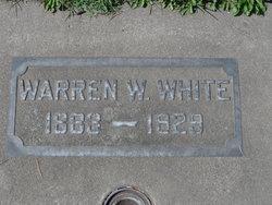Warren Willis White