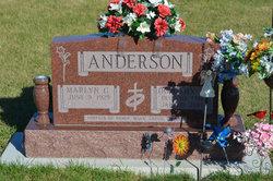 Dorothy <i>Carlson</i> Anderson