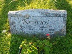 Allison H, Birchard