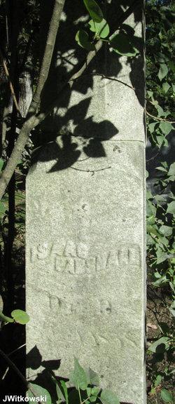 Isaac Parshall