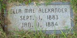 Ella May Alexander