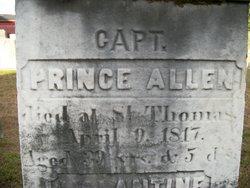 Capt Prince Allen, Jr