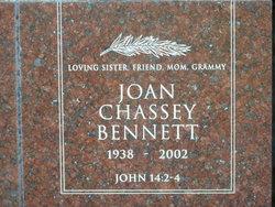 Joan Chassey Bennett