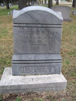 Archibald Hoxsey