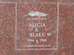 Alicia B. Blake