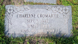 Charlyne Patricia <i>Davis</i> Cromartie