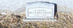 Billy Ray Eidson