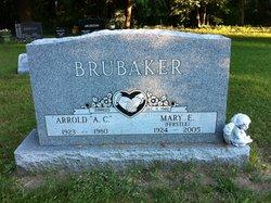 Mary E <i>Shope</i> Brubaker Ferstle