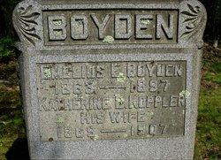 Emelius E Boyden