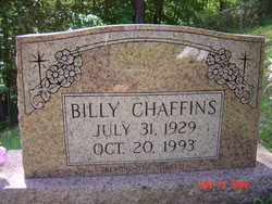Billy Chaffins