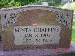 Minta Chaffins