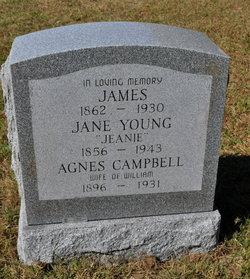 Jane Jennie <i>Young</i> Wyllie