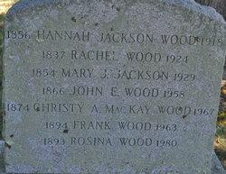 Christy A. <i>MacKay</i> Wood