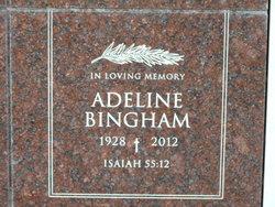 Adeline T. Bingham