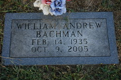 William Andrew Bachman