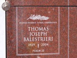 Thomas Joseph Balestrieri
