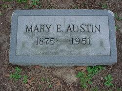 Mary Elizabeth Mollie <i>Tuten</i> Austin