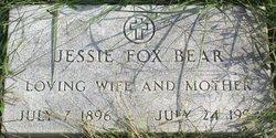 Jessie <i>Fox</i> Bear