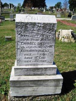 Anna Maria Annie <i>Denny</i> Cole