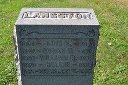 John G. Langston