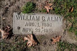 William Comstock Almy