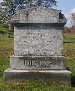 Myrtle M. <i>Grant</i> Bishop