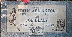 Joe Dealy