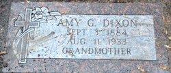 Amy <i>Gillard</i> Dixon