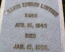 William Edward Lowther