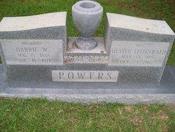 Harrie W. Powers
