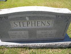 Samuel T. Stephens