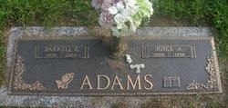 Darrell C Adams