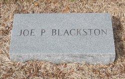 Joseph P. Joe Blackstone