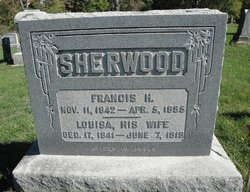 Louisa <i>Robuck</i> Sherwood