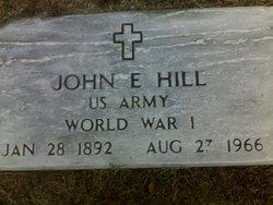 John Everette Hill